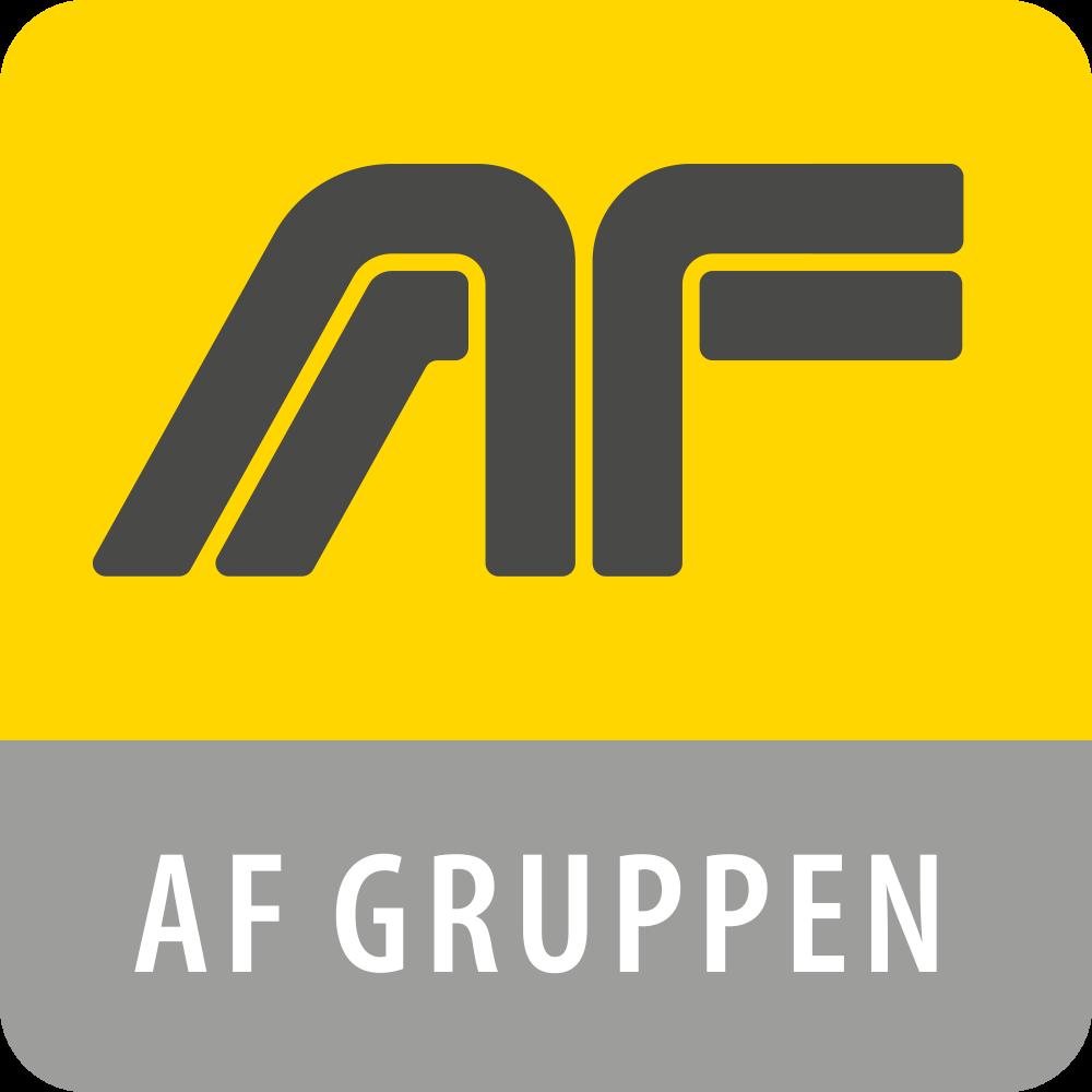 AF-Gruppen – logoNY